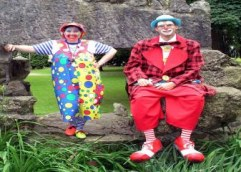 Duo de Clowns