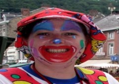 "Clown ""Lola"""