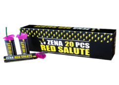 Zena Red Salute