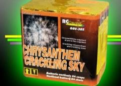 Chrysanthem Crackling Sky