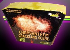 Chrysanthem Crackling Scène